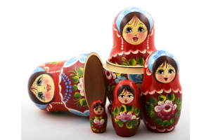 Russian Dolls and Mother Nature's Secret to Holistic Healing