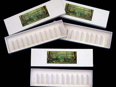 The Flower Collection - Empty Presentation Box Set