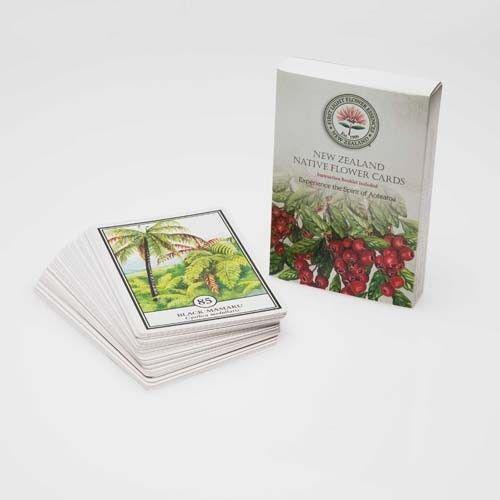 Flower Essence Cards No's 85-128 Boxed Set Large