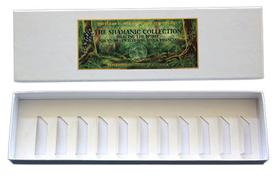 The Shamanic Collection - Empty Presentation Box One